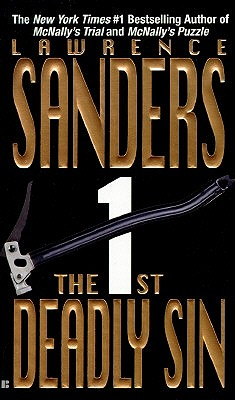 The First Deadly Sin, Lawrence  Sanders