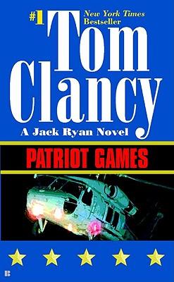 """Patriot Games, """"Clancy, Tom"""""""