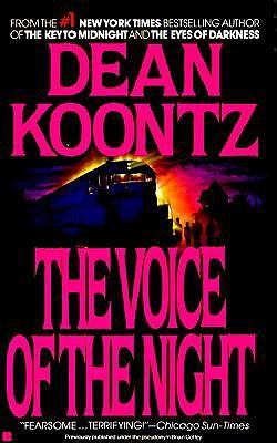 The Voice of the Night, Dean Koontz