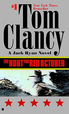 Image for The Hunt for Red October (Jack Ryan Novels)
