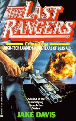 Image for Crime Zone (Last Rangers #2)
