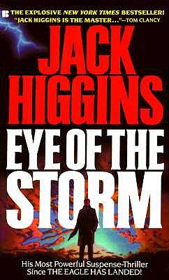 Eye of the Storm, Jack  Higgins