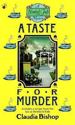Image for A Taste for Murder (Hemlock Falls Mystery)