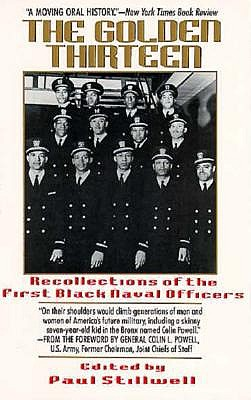 Image for Golden thirteen: The recollections of the first black naval