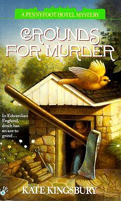 Image for Grounds for Murder (Pennyfoot Hotel Mysteries)