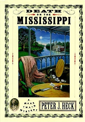 Image for Death on the Mississippi : A Mark Twain Mystery