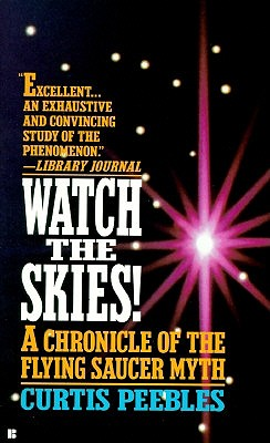 Image for WATCH THE SKIES!