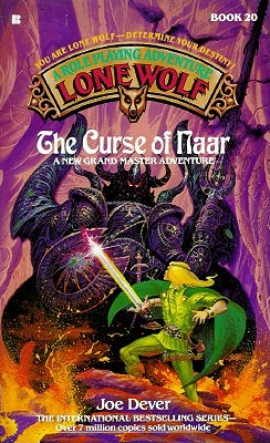 Lone wolf #20:  curse of the naar (Lone Wolf/Joe Dever, Bk 20), Dever, Joe