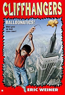 Image for BALLOONATICS! CLIFFHANGERS
