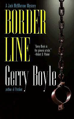 Image for Borderline, a Jack McMorrow Mystery