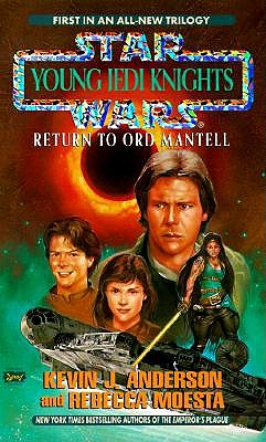 Image for RETURN TO ORD MANTELL SW:YOUNG JEDI KNIGHT
