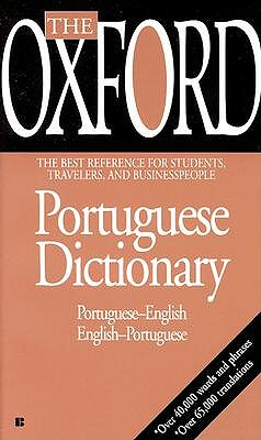 Image for Oxford Portuguese Dictionary