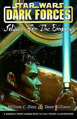 Image for Soldier for the Empire (Star Wars: Dark Forces, Book 1)
