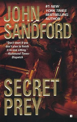 Secret Prey, Sandford, John