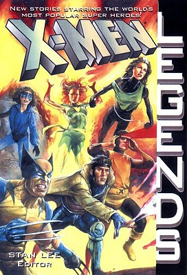 Image for X-Men Legends