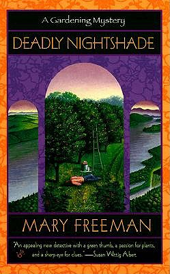 Image for Deadly Nightshade (Gardening Mystery)