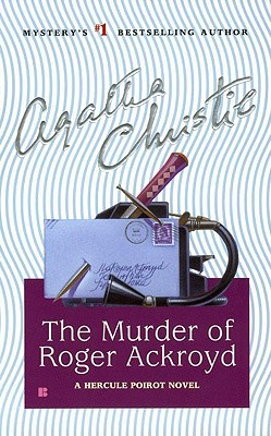 THE MURDER OF ROGER ACKROYD, Christie Agatha