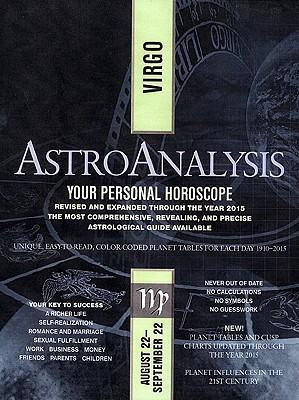 Image for AstroAnalysis: Virgo (AstroAnalysis Horoscopes)