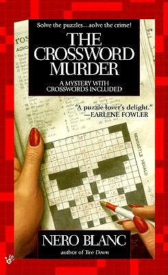 The Crossword Murder, Blanc, Nero