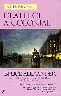 Death of a Colonial, Alexander, Bruce