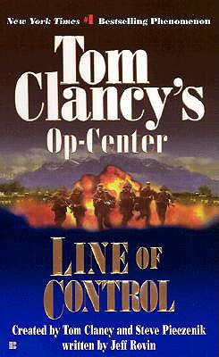 Line Of Control (Op Center Book 8), Tom Clancy
