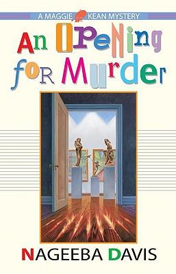 An Opening for Murder, Davis, Nageeba