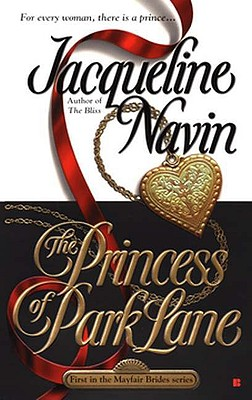 Image for The Princess Of Park Lane