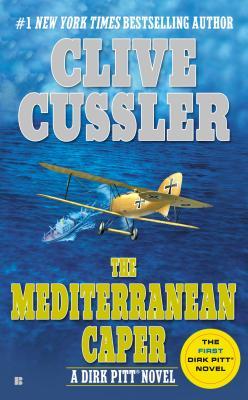 The Mediterranean Caper (Dirk Pitt Adventure), CLIVE CUSSLER