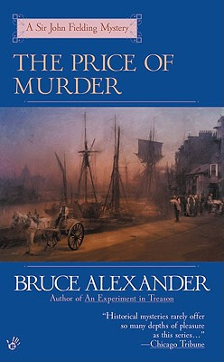The Price of Murder, BRUCE ALEXANDER