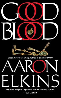 GOOD BLOOD, AARON J. ELKINS