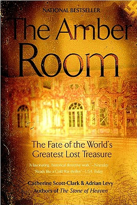Image for AMBER ROOM: THE FATE OF THE WORLD'S GREA