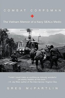 Image for Combat Corpsman: The Vietnam Memoir of a Navy Seals Medic