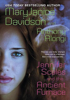 Image for Jennifer Scales and the Ancient Furnace (Jennifer Scales, Book 1)