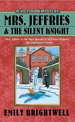 Image for Mrs. Jeffries and the Silent Knight (A Victorian Mystery)
