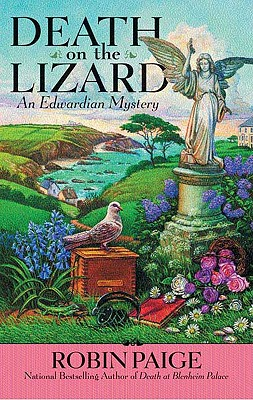 Image for Death on the Lizard