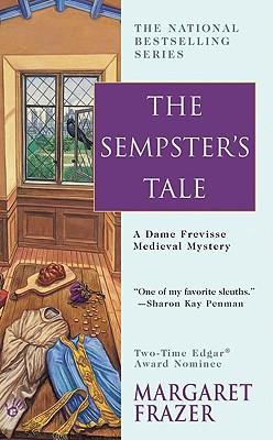 Image for The Sempster's Tale (Sister Frevisse Medieval Mysteries)