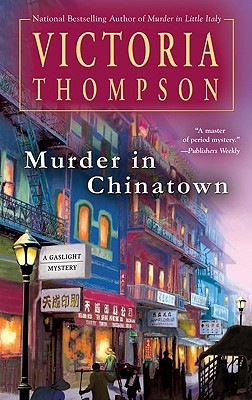 Image for MURDER IN CHINATOWN