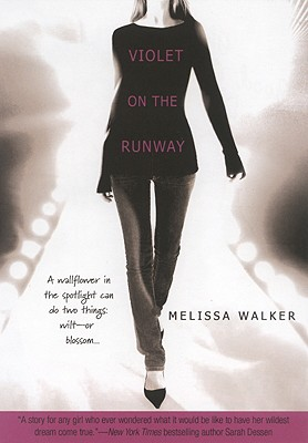 VIOLET ON THE RUNWAY, MELISSA WALKER