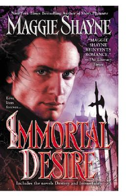 Immortal Desire (Paranormal Romance (Berkley Sensation)), MAGGIE SHAYNE