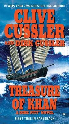 Treasure of Khan, CLIVE CUSSLER, DIRK CUSSLER