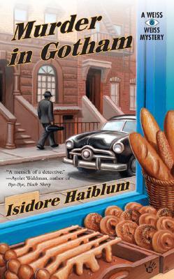 Murder In Gotham, Haiblum, Isidore
