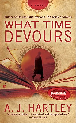 Image for What Time Devours