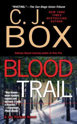 Image for Blood Trail (A Joe Pickett Novel)