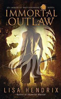 Image for Immortal Outlaw (Bk 2 Immortal Series)