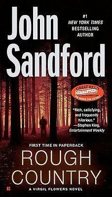Rough Country (A Virgil Flowers Novel), Sandford, John
