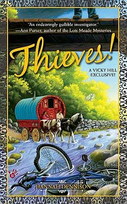 Image for Thieves! (A Vicky Hill Exclusive!)