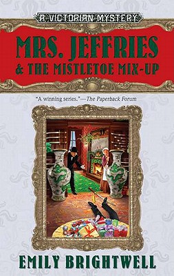 Image for MRS. JEFFRIES AND THE MISTLETOE MIX-UP