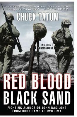 Image for Red Blood, Black Sand