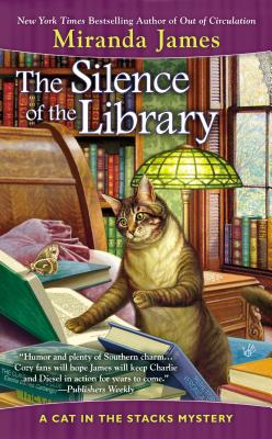 Image for The Silence of the Library (Cat in the Stacks Mystery)