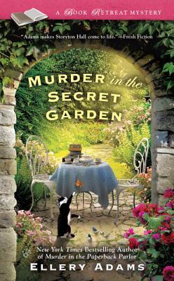 Murder in the secret Garden, Adams, Ellery
